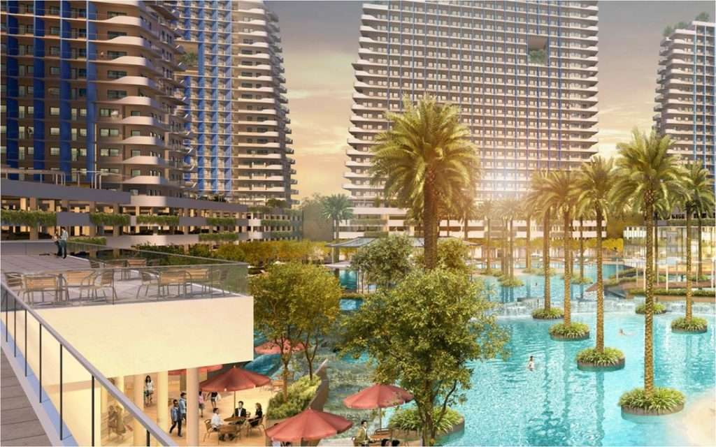 Azure North, a Century Properties development in the city of San Fernando in Pampanga province. Image credit: Zipmatch.com