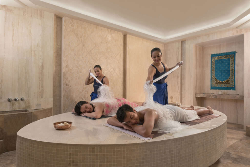 The spa at Discovery Primea. Image credit: ZipMatch.com
