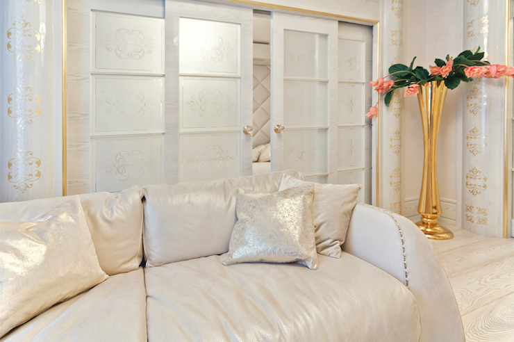 The feminine touch in interior design is Lidia's specialty