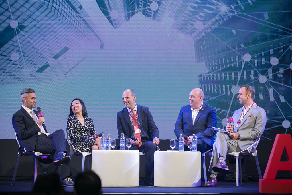 Panel discussion on smart cities from around Asia Pacific was staged on the second and final day of the PropertyGuru Asia Real Estate Summit 2018