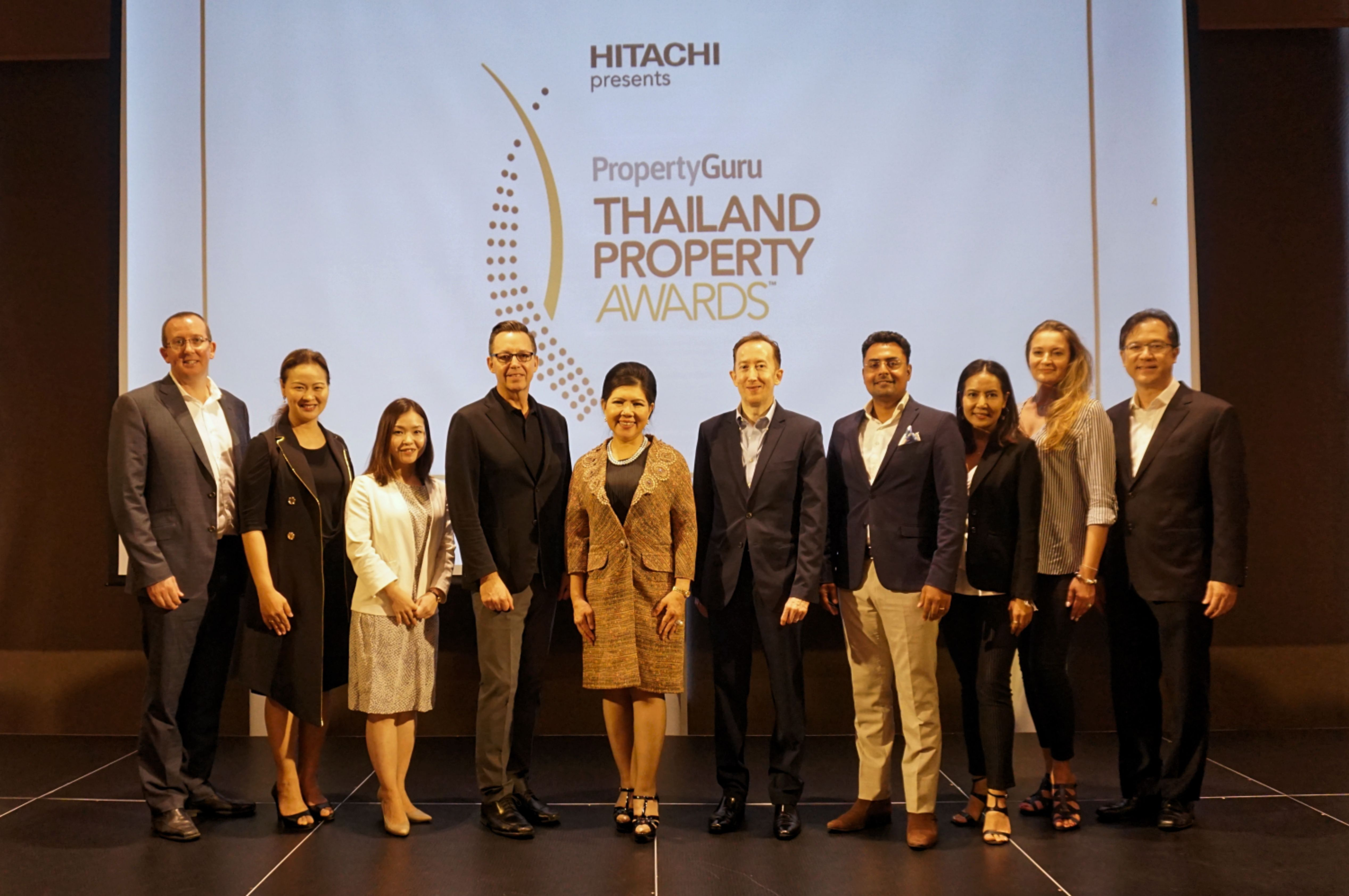 The 2019 PropertyGuru Thailand Property Awards officially kicked off with a press briefing at The Crystal Box of Gaysorn Tower in Bangkok, Thailand