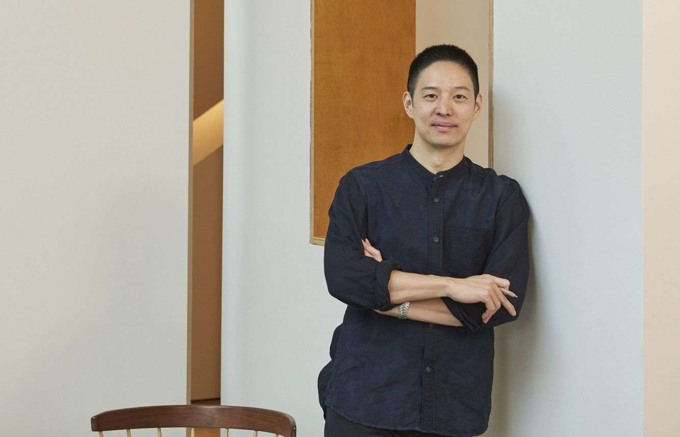 Robert Cheng, founder of Singapore-based practice Brewin Design Office