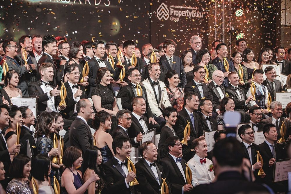 Winning and highly commended entrants at the 2018 PropertyGuru Thailand Property Awards