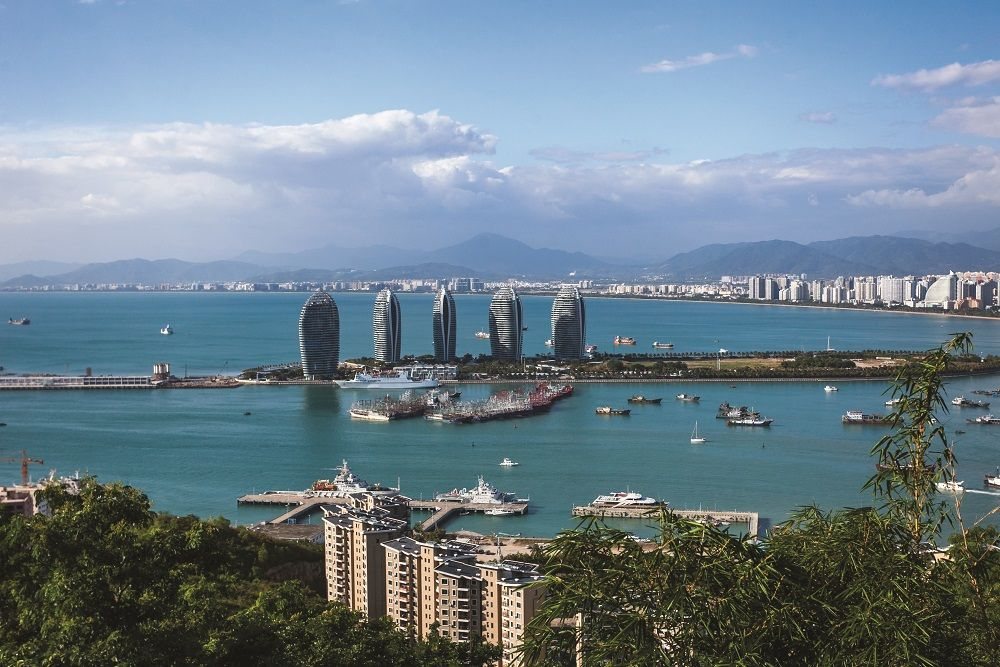Hainan Island, known as the Hawaii of China, is another secondary market that is witnessing house price rises and an upsurge of interest from investors. Sergey Filinin/Shutterstock