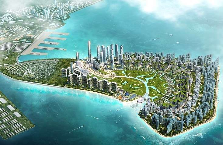 Property Report China S Biggest Philippine Project Will