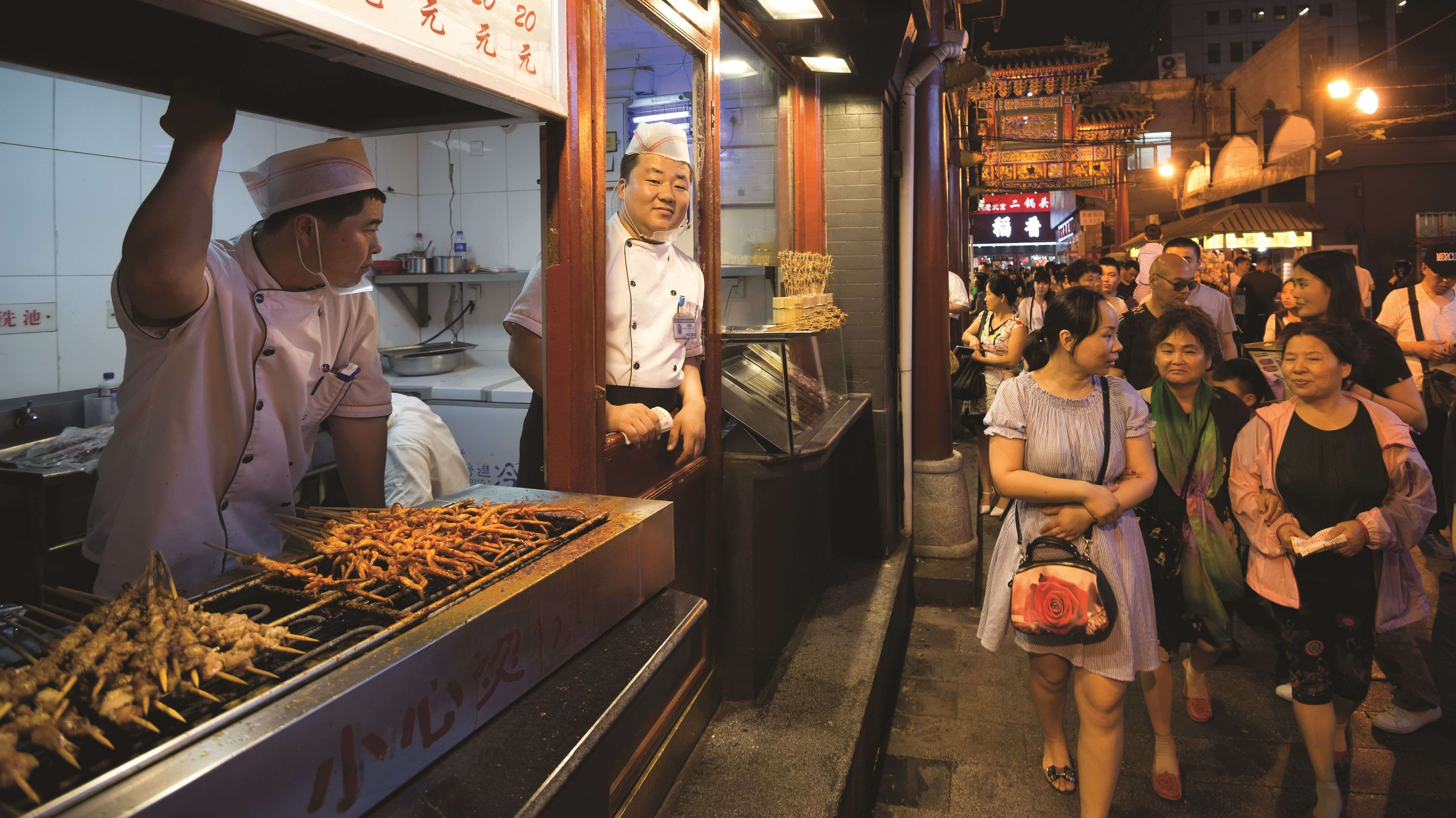 Beijing's hutongs are known for serving up traditional fare and a lively community atmosphere
