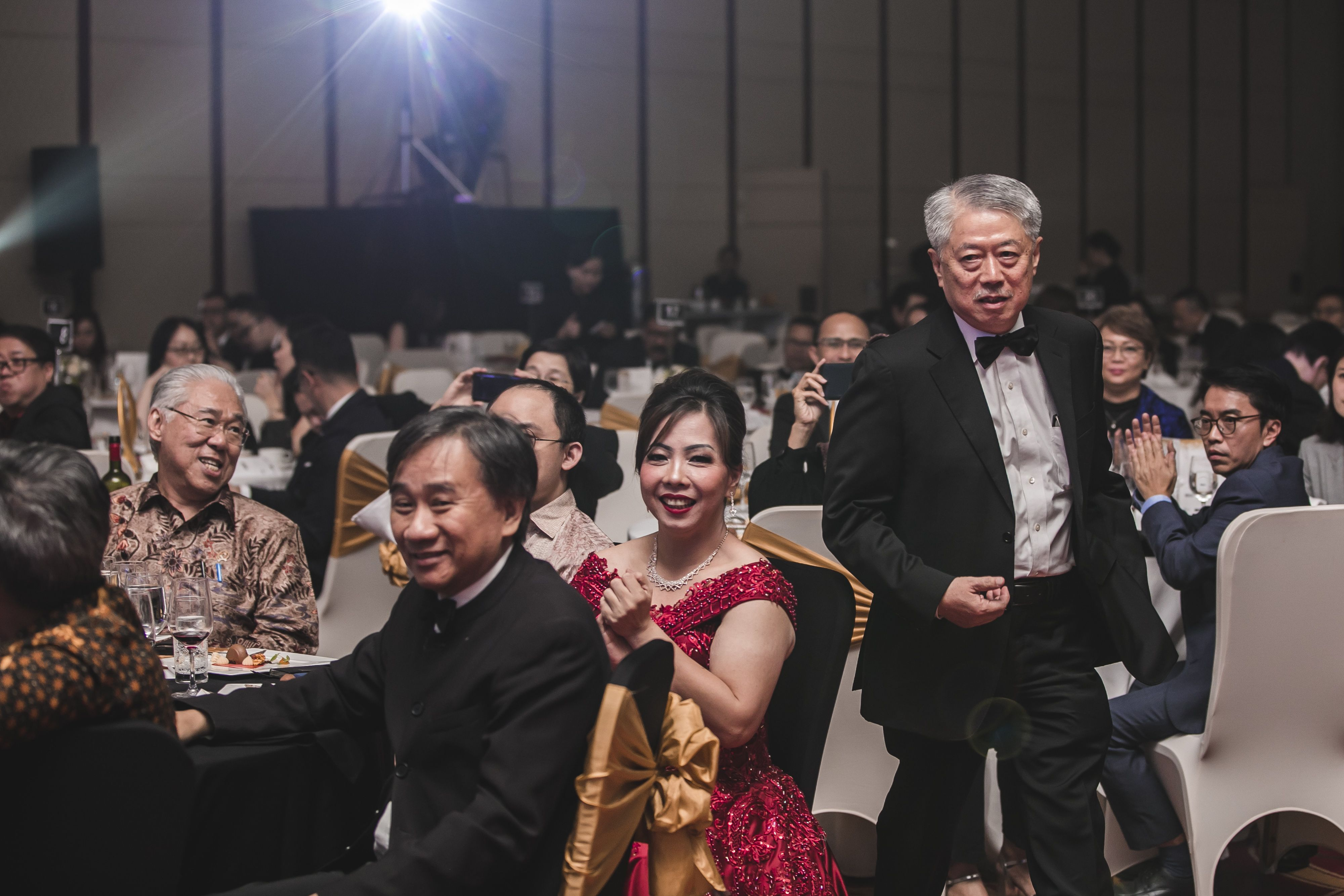 Hendro S. Gondokusumo, founder of PT Intiland Development Tbk, was named Indonesia Real Estate Personality of the Year in 2018
