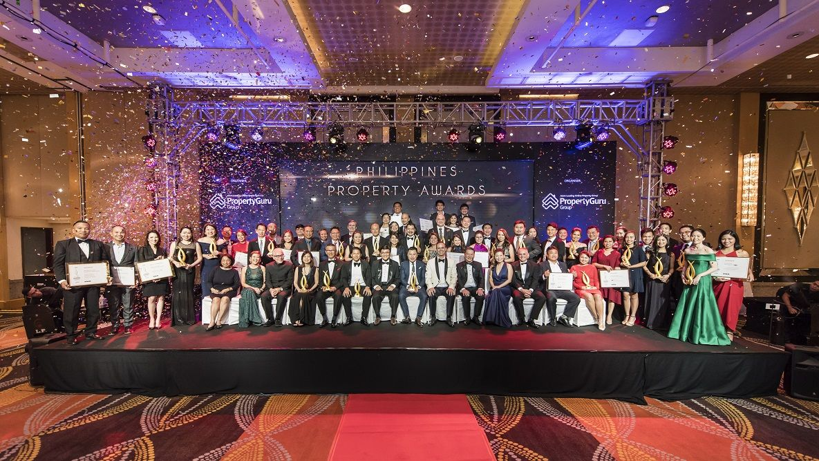 Winning and highly commended entrants of the 2018 PropertyGuru Philippines Property Awards