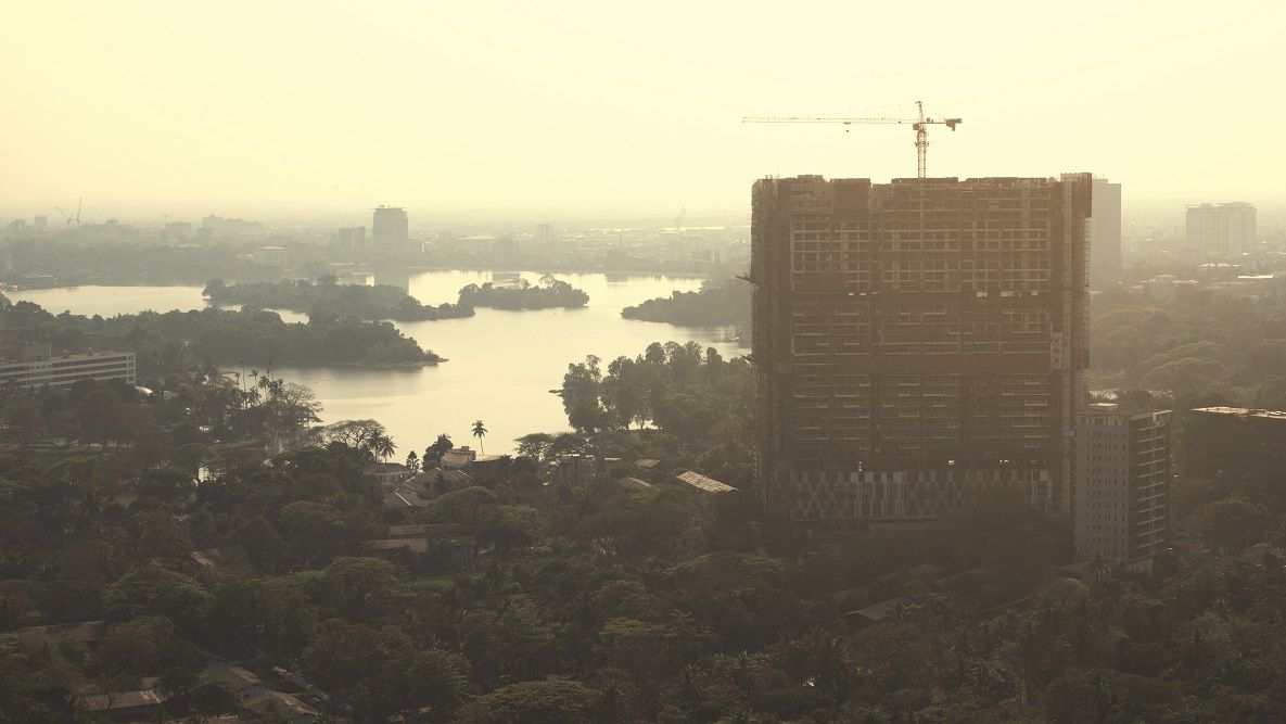 Yangon's skyline continues to change, with new developments entering the market. But with supply outstripping demand, there is a feeling that many of the units on the market will remain empty for the long term