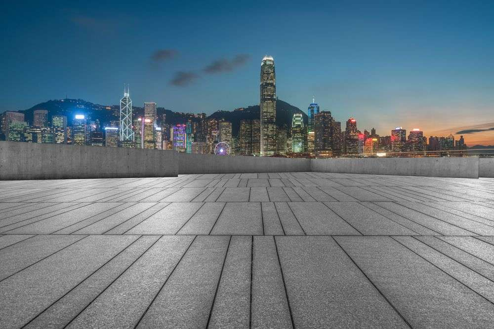 Residential properties have appreciated exponentially in Hong Kong's housing crisis. hallojulie/Shutterstock