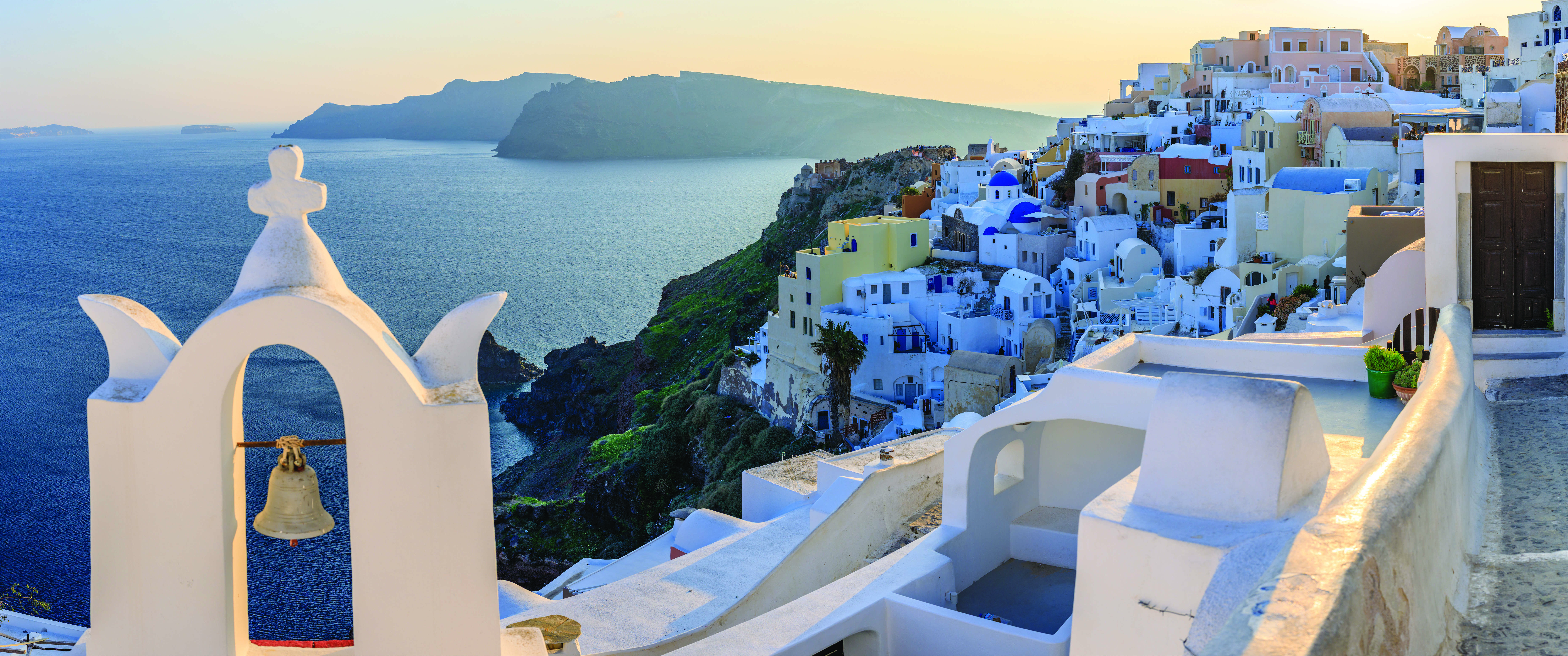 Greece may not have had its troubles to seek in recent times, but the picture-postcard qualities of destinations such as Santorini mean it retains its appeal for investors