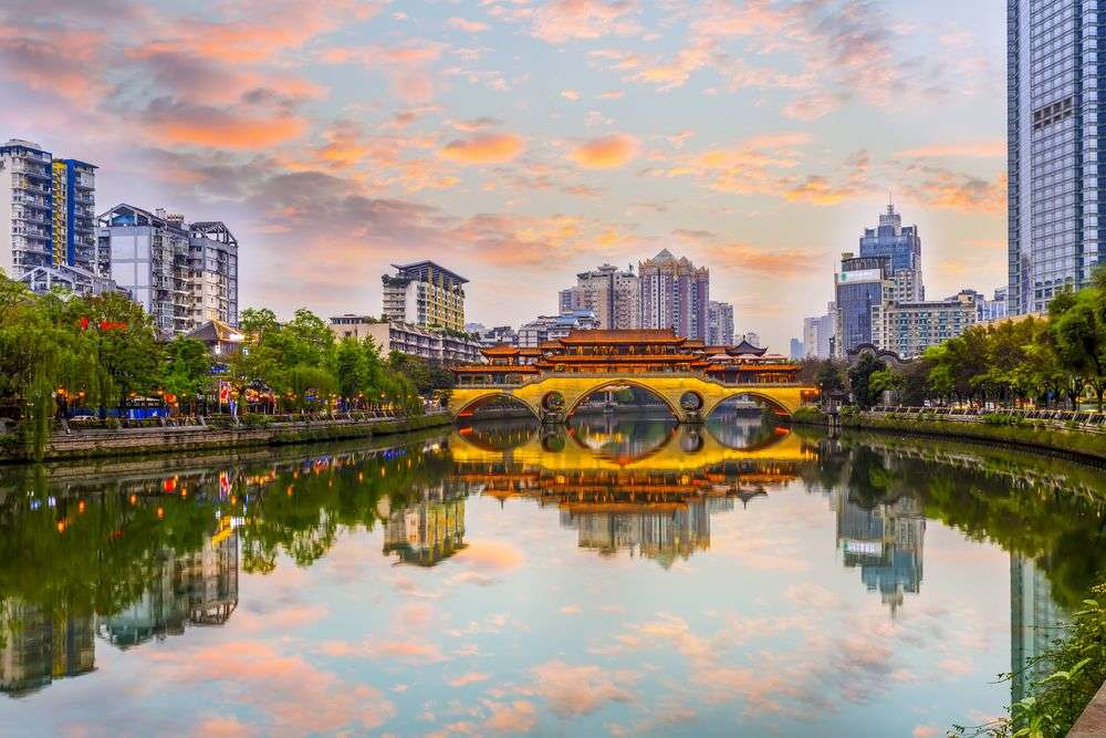 Chengdu, China. 4045/Shutterstock