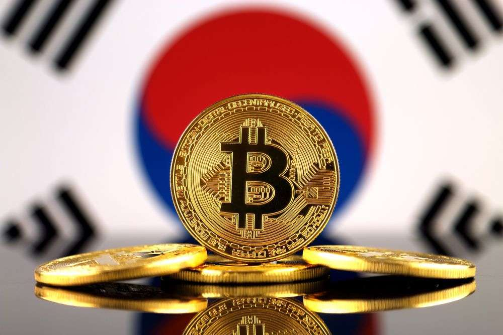 South Korea is one of the world's largest markets for cryptocurrency. Lukasz Stefanski/Shutterstock