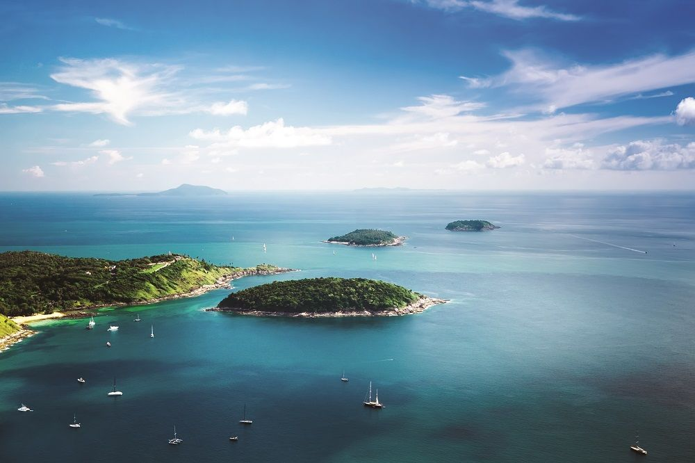 Phuket continues to be one of Thailand's most desirable locations and several new luxury projects are luring in investors