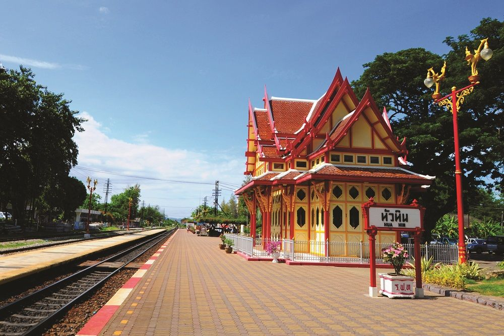 The resort town of Hua Hin combines a beach lifestyle and affordable prices with easy proximity to Bangkok